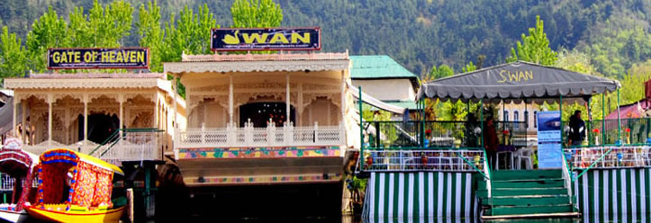 Swan Group of Houseboats - Srinagar