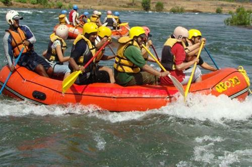 Water Sports In Kashmir
