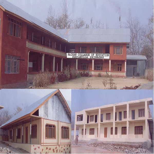 College Of Education: Raihan College Of Education